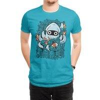 Tentacle Attack - mens-regular-tee - small view