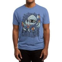 Tentacle Attack - mens-triblend-tee - small view