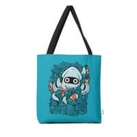 Tentacle Attack - tote-bag - small view