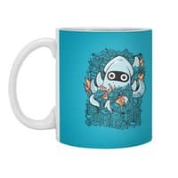 Tentacle Attack - white-mug - small view