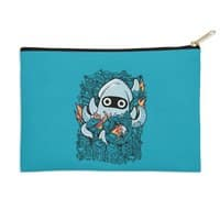 Tentacle Attack - zip-pouch - small view