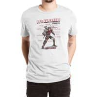 90s Superhero Stereotype - mens-extra-soft-tee - small view