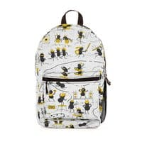 Crazy Ants - backpack - small view