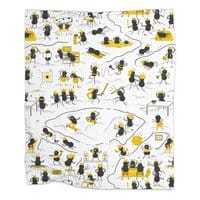 Crazy Ants - blanket - small view