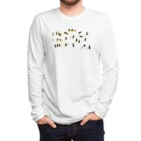 Crazy Ants - mens-long-sleeve-tee - small view