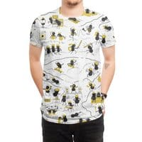 Crazy Ants - mens-sublimated-tee - small view
