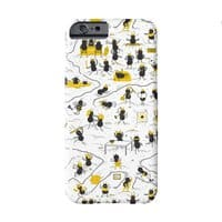 Crazy Ants - perfect-fit-phone-case - small view