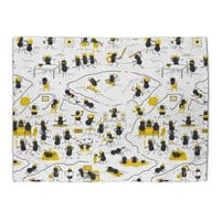 Crazy Ants - rug-landscape - small view