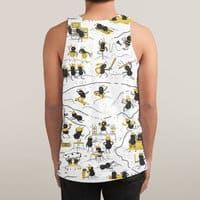 Crazy Ants - sublimated-tank - small view