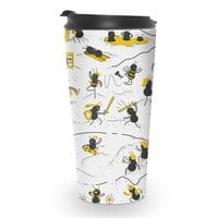 Crazy Ants - travel-mug - small view