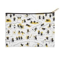 Crazy Ants - zip-pouch - small view