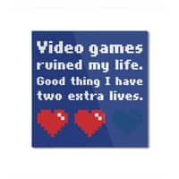 Video Games Ruined My Life - small view
