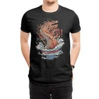 Ramen Dragon - mens-regular-tee - small view