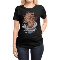 Ramen Dragon - womens-regular-tee - small view