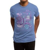 Japan wave - mens-triblend-tee - small view