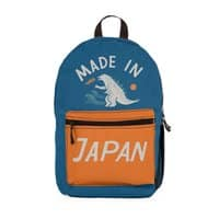 Made in Japan - backpack - small view