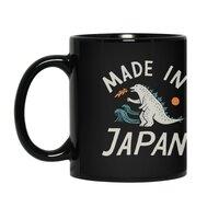 Made in Japan - black-mug - small view