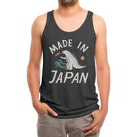 Made in Japan - mens-triblend-tank - small view