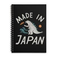 Made in Japan - spiral-notebook - small view