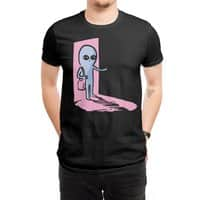 Strange Planet: Greetings - mens-regular-tee - small view