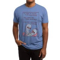 Strange Planet: Ohay - mens-triblend-tee - small view
