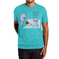 Strange Planet: Thank You - mens-extra-soft-tee - small view