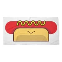 Companion Hot Dog - beach-towel-landscape - small view