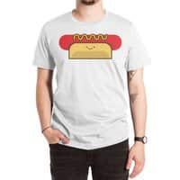 Companion Hot Dog - mens-extra-soft-tee - small view