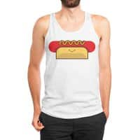 Companion Hot Dog - mens-jersey-tank - small view