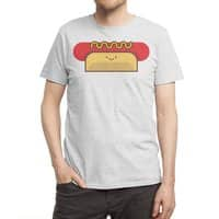 Companion Hot Dog - mens-triblend-tee - small view