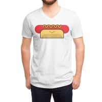 Companion Hot Dog - vneck - small view