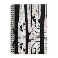 duffel-LOG-bag - spiral-notebook - small view
