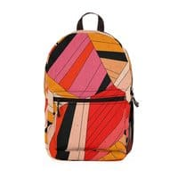 Geometric composition - backpack - small view