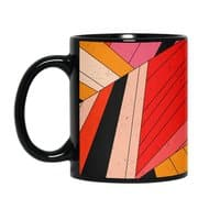 Geometric composition - black-mug - small view