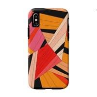 Geometric composition - double-duty-phone-case - small view