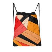 Geometric composition - drawstring-bag - small view