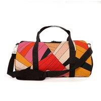 Geometric composition - duffel-bag - small view