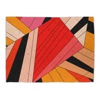Geometric composition - rug-landscape - small view