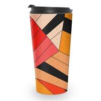 Geometric composition - travel-mug - small view