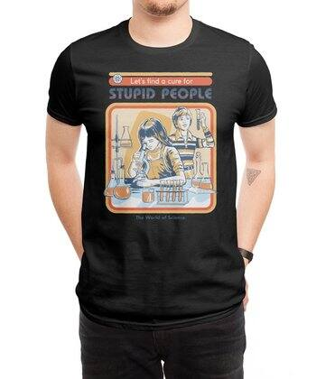 A Cure for Stupid People (Black Variant)