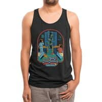 Don't Fall Asleep (Black Variant) - mens-triblend-tank - small view