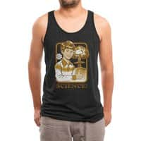 Science! (Black Variant) - mens-triblend-tank - small view