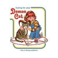 Caring for Your Demon Cat (White Variant) - small view