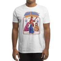 Cult Music Sing-Along (White Variant) - mens-regular-tee - small view