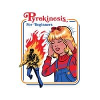 Pyrokinesis for Beginners (White Variant) - small view