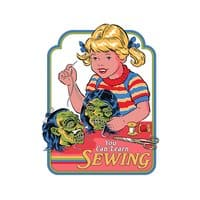 You Can Learn Sewing (White Variant) - small view