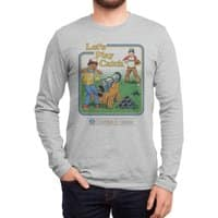 Let's Play Catch - mens-long-sleeve-tee - small view
