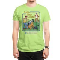 Let's Play Catch - mens-regular-tee - small view