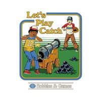 Let's Play Catch (White Variant) - small view
