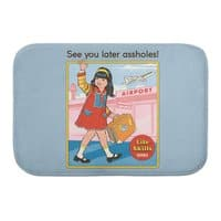 See You Later - bath-mat - small view